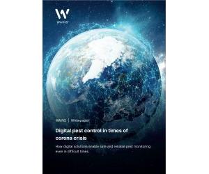 Digital pest control in times of corona crisis
