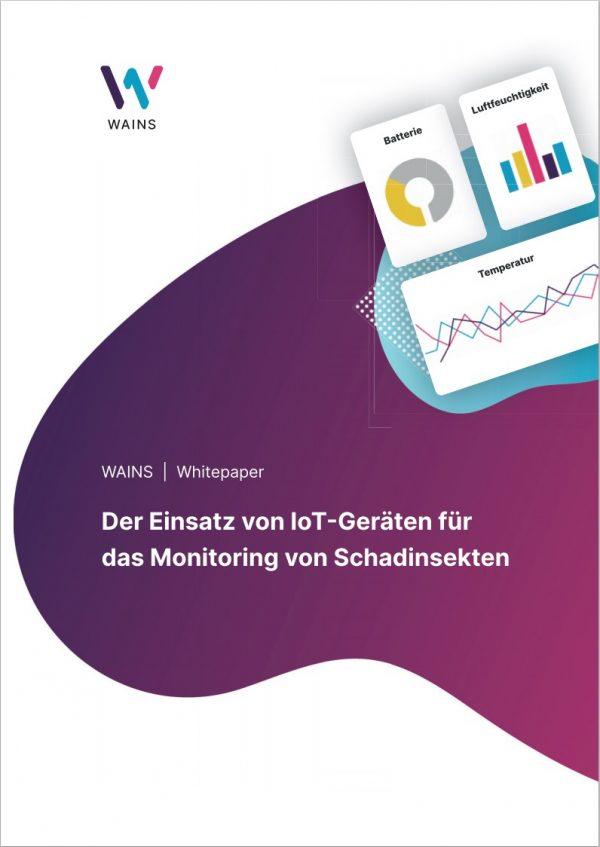 Der Einsatz von IoT-Geräten für das Monitoring von Schadinsekten